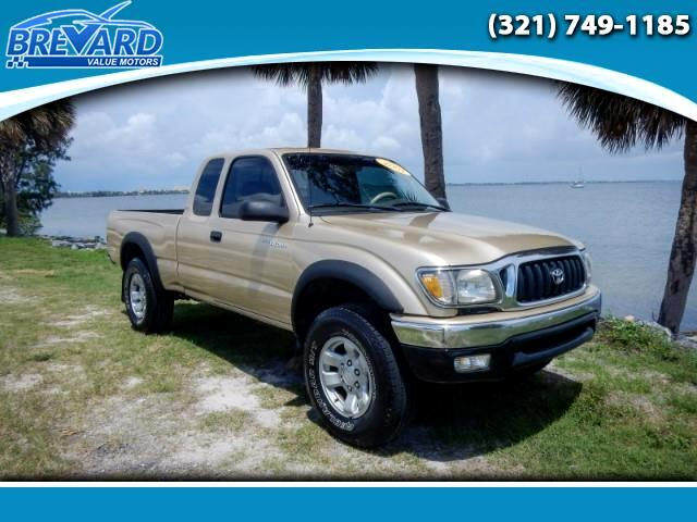 2001 Toyota Tacoma PreRunner Xtracab 2WD