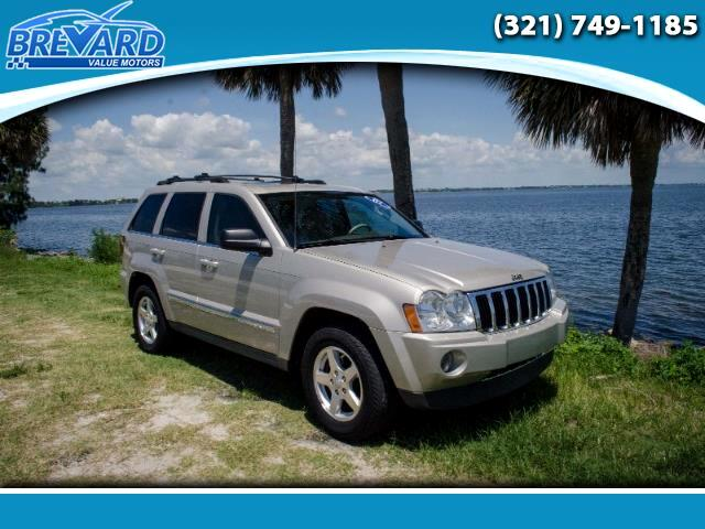 2007 Jeep Grand Cherokee 4dr Limited 4WD
