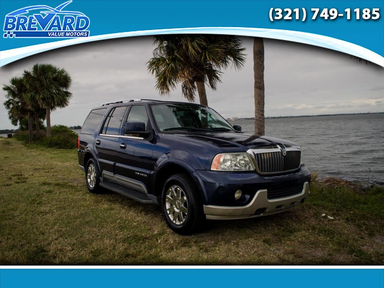 Used 2003 Lincoln Navigator For Sale Cargurus