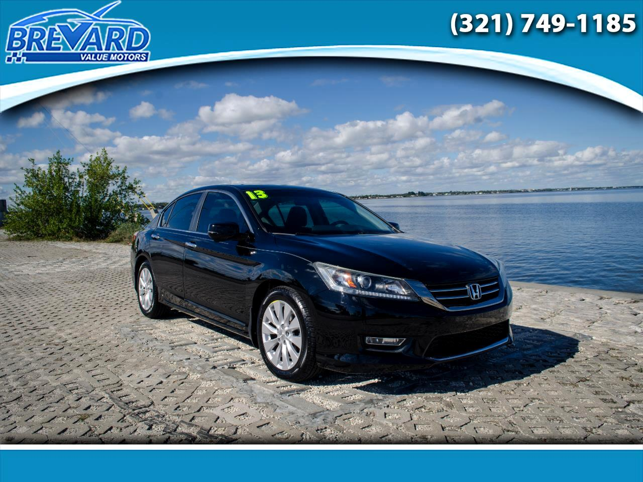 2013 Honda Accord EX Sedan CVT