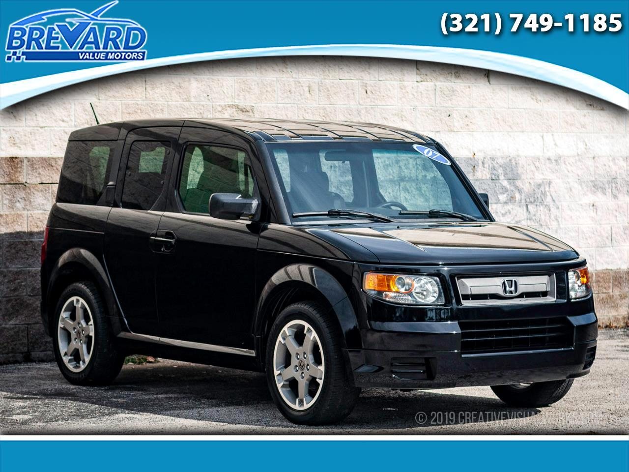 Honda Element SC 2WD AT 2007