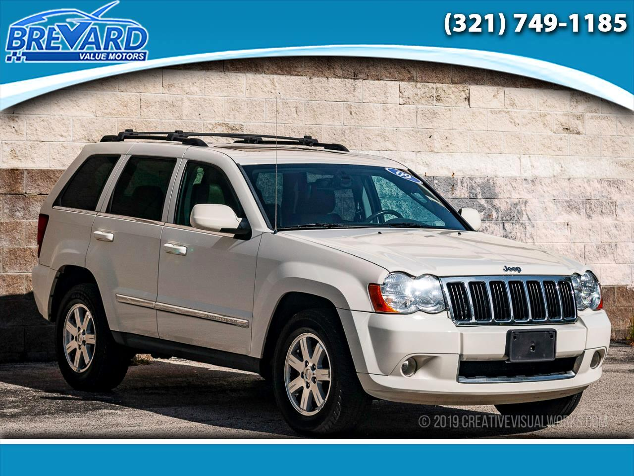 Jeep Grand Cherokee Limited 4WD 2009