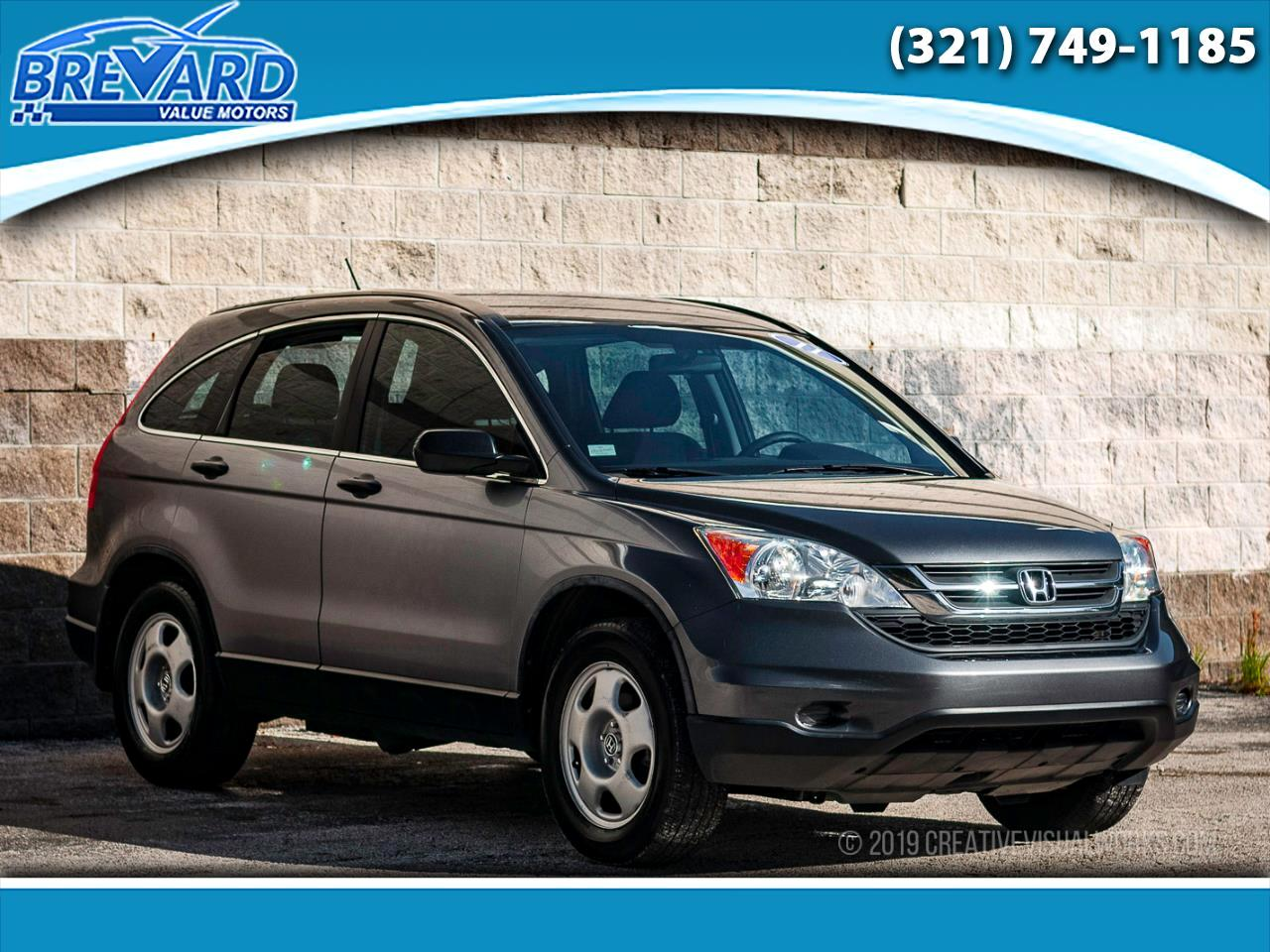 Honda CR-V LX 2WD 5-Speed AT 2011