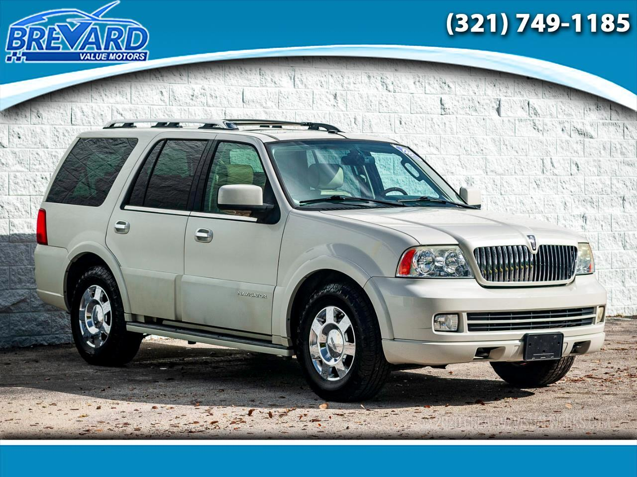 Lincoln Navigator 2WD Luxury 2006