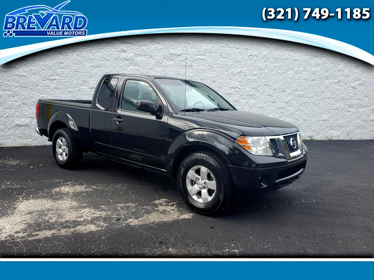 Nissan Frontier S King Cab 2WD 2012