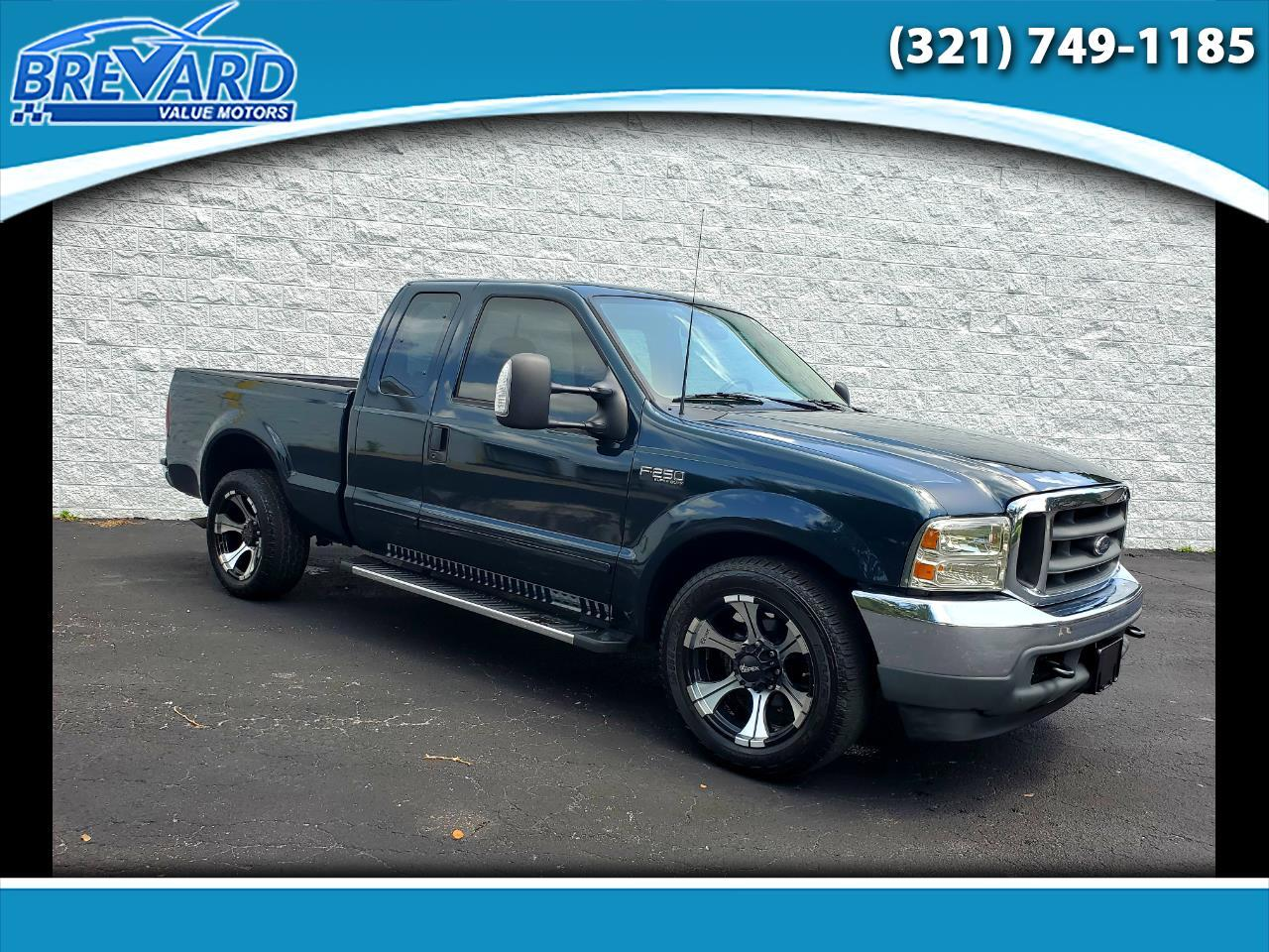 Ford F-250 SD XL SuperCab 2WD 2003
