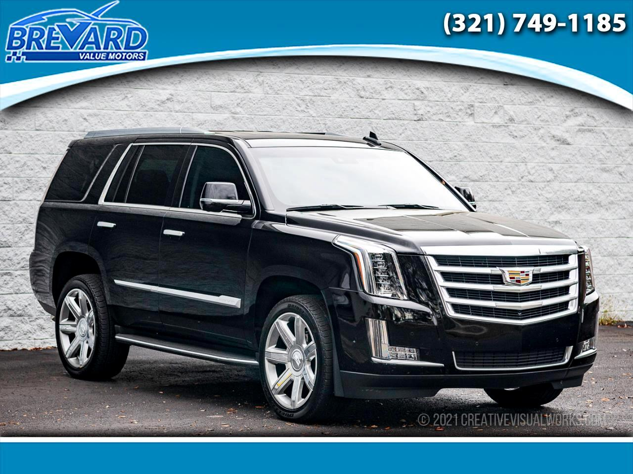 Used Cadillac Escalade West Melbourne Fl