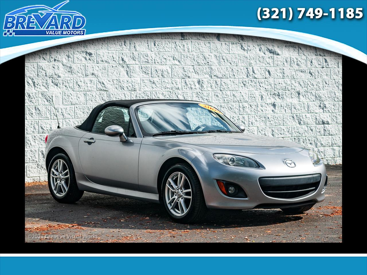 Mazda MX-5 Miata Grand Touring 2009