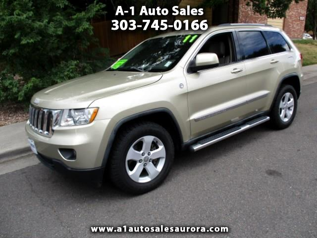 2011 Jeep Grand Cherokee Laredo Special Edition 4WD