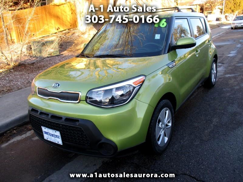 2016 Kia Soul ! w/Umber Package 1