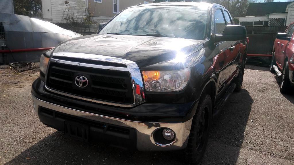 2013 Toyota Tundra Tundra-Grade Double Cab 4.6L 2WD