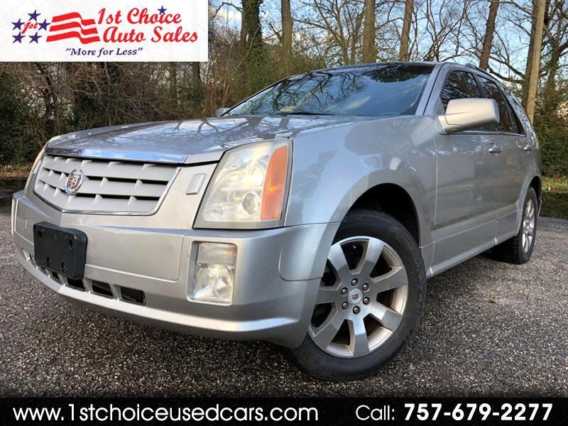 Cadillac SRX V6 2007