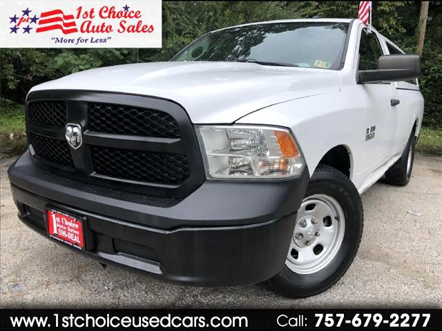 2013 RAM 1500 Tradesman Regular Cab LWB 2WD