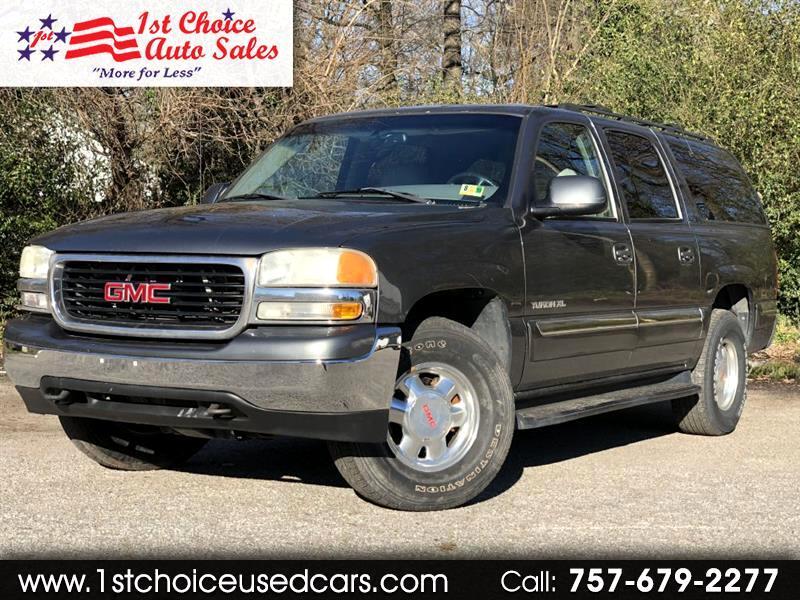 2000 GMC Yukon XL 1500 4WD