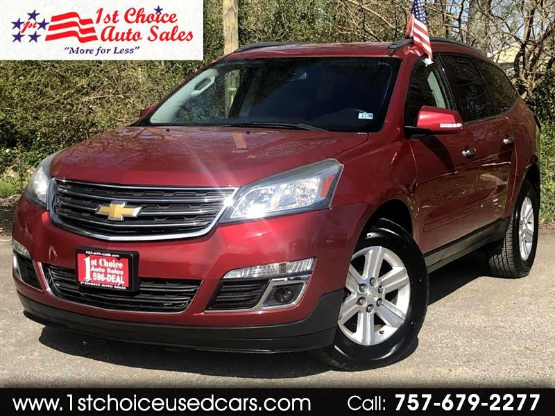Chevrolet Traverse 2LT FWD 2014