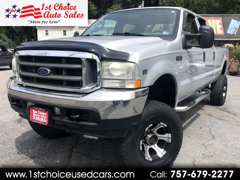 2004 Ford F-350 SD XL Crew Cab 4WD