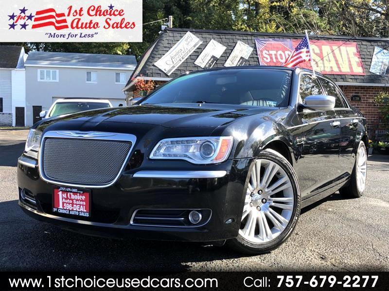 Chrysler 300 S V8 RWD 2013