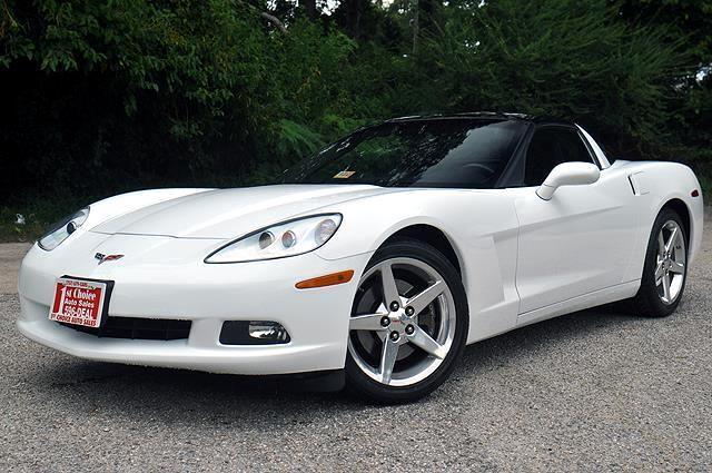 2011 Chevrolet Corvette Standard Coupe 1LT