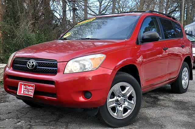 2007 Toyota RAV4 Base I4 2WD