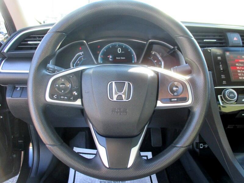 2016 Honda Civic EX Sedan CVT