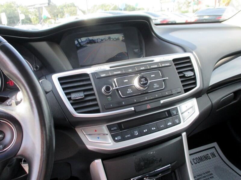 2015 Honda Accord Sport Sedan CVT