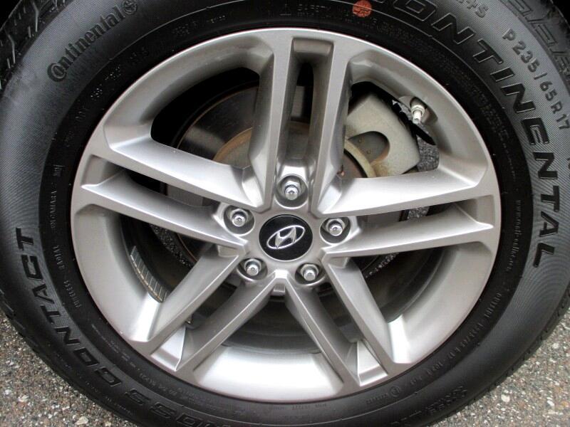 2017 Hyundai Santa Fe Sport 2.4 AWD