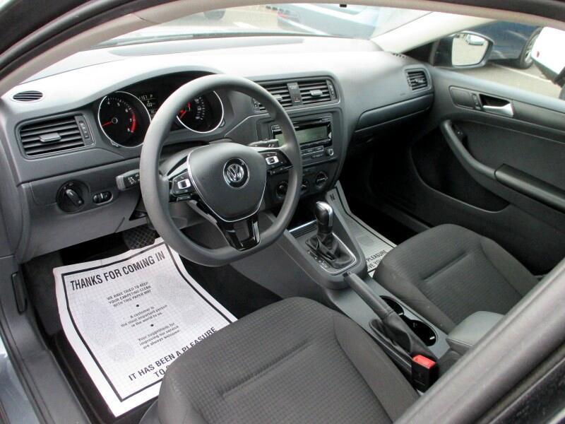 2015 Volkswagen Jetta S 6A