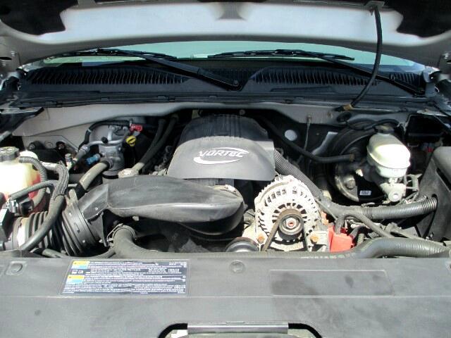 2007 Chevrolet Silverado 1500 Work Truck Crew Cab 4WD