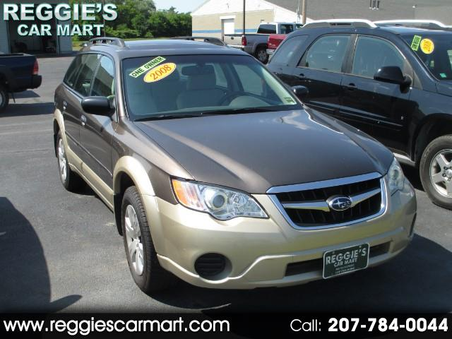 2008 Subaru Outback Base