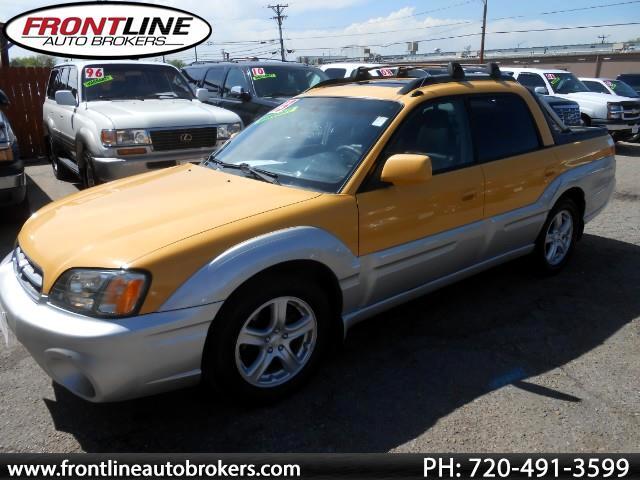 2003 Subaru Baja Limited