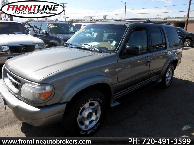 2001 Ford Explorer Limited AWD