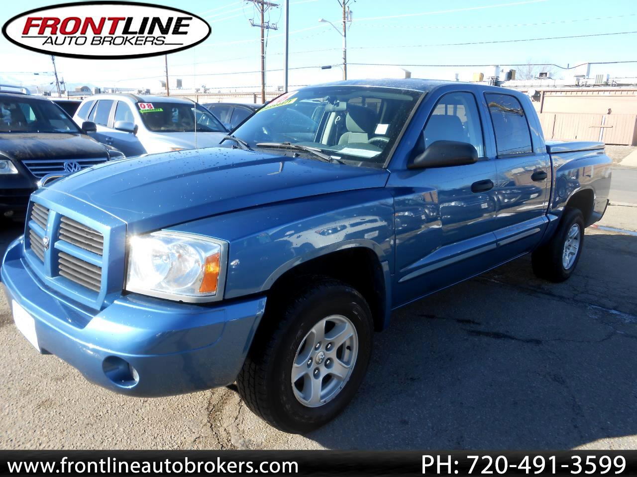 2006 Dodge Dakota 4WD Crew Cab SLT