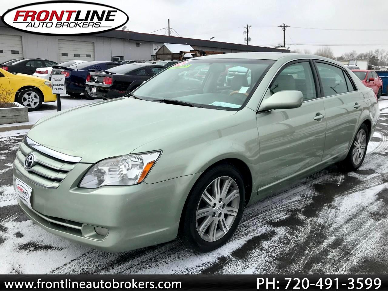 2005 Toyota Avalon Touring