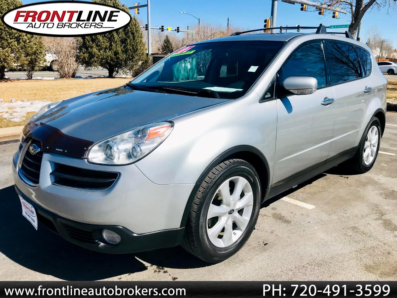 2007 Subaru B9 Tribeca Limited