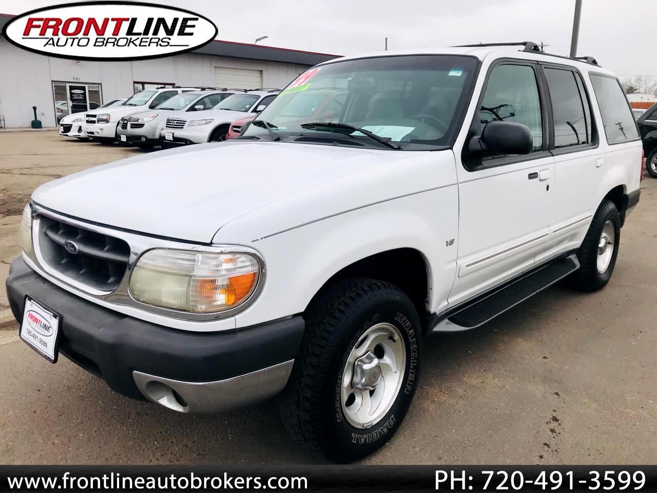 1999 Ford Explorer 4dr 112