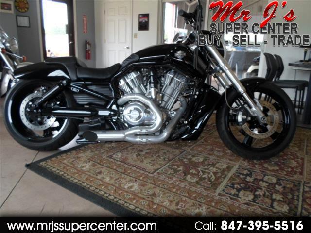 2012 Harley-Davidson VRSCF MUSCLE