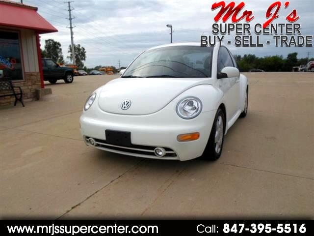 2001 Volkswagen New Beetle GLX TURBO