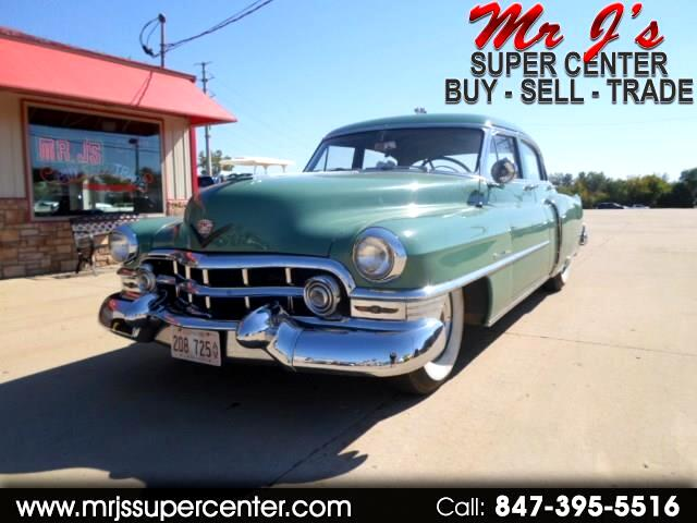 1952 Cadillac 62