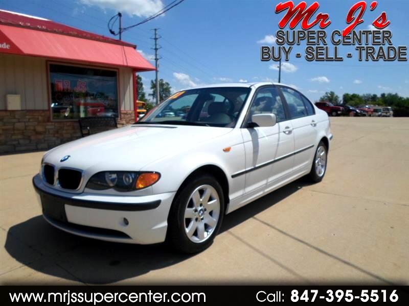 2002 BMW 3-Series I