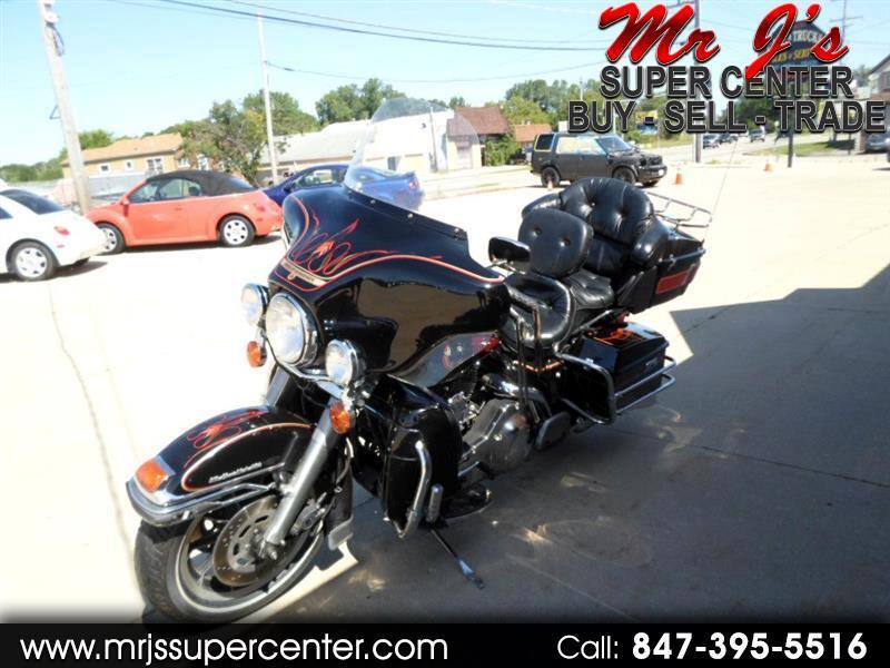 1990 Harley-Davidson FLHTCU ROAD/STREET