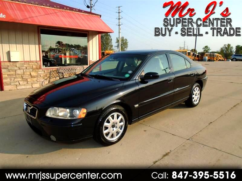 Volvo S60 2.5L Turbo AWD 2005
