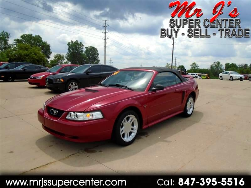 Ford Mustang 2dr Conv Premium 2000