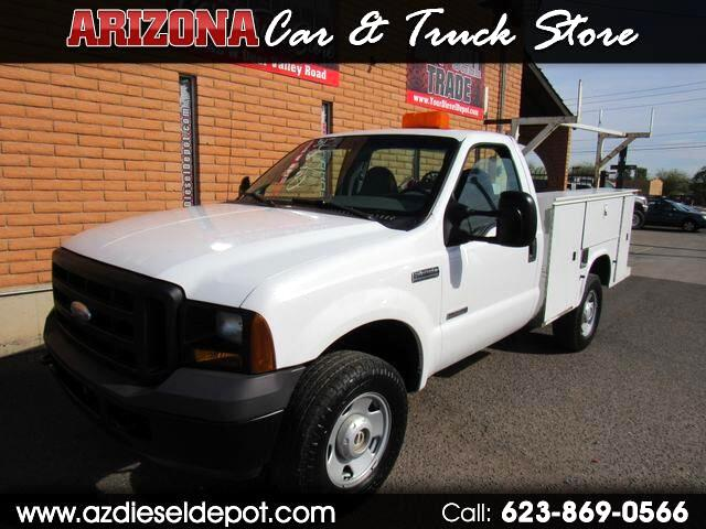 2006 Ford F-350 SD XL 4WD