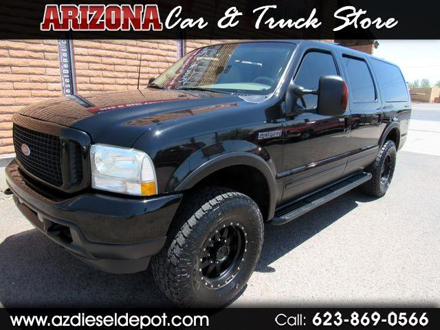 "2003 Ford Excursion 137"" WB 6.0L Limited"