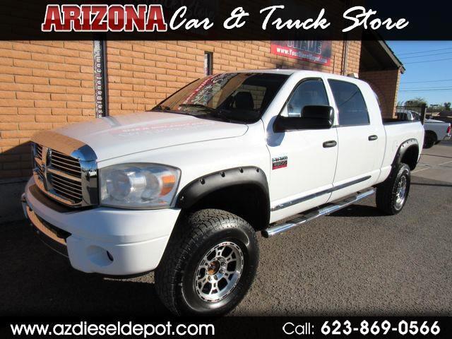 """2008 Dodge Ram 2500 4WD Mega Cab 160.5"""" Laramie"""