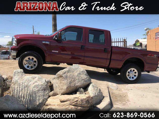 "2005 Ford Super Duty F-350 SRW Crew Cab 156"" XL 4WD"