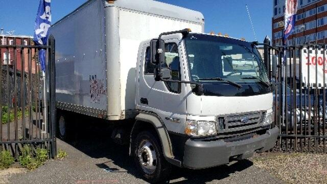 Ford LCF 450 Regular Cab DRW 2WD 2007