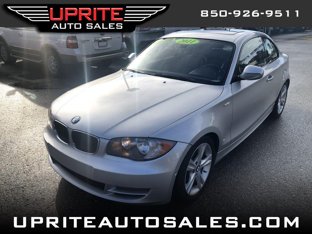 2011 BMW 1 Series 2dr Cpe 128i