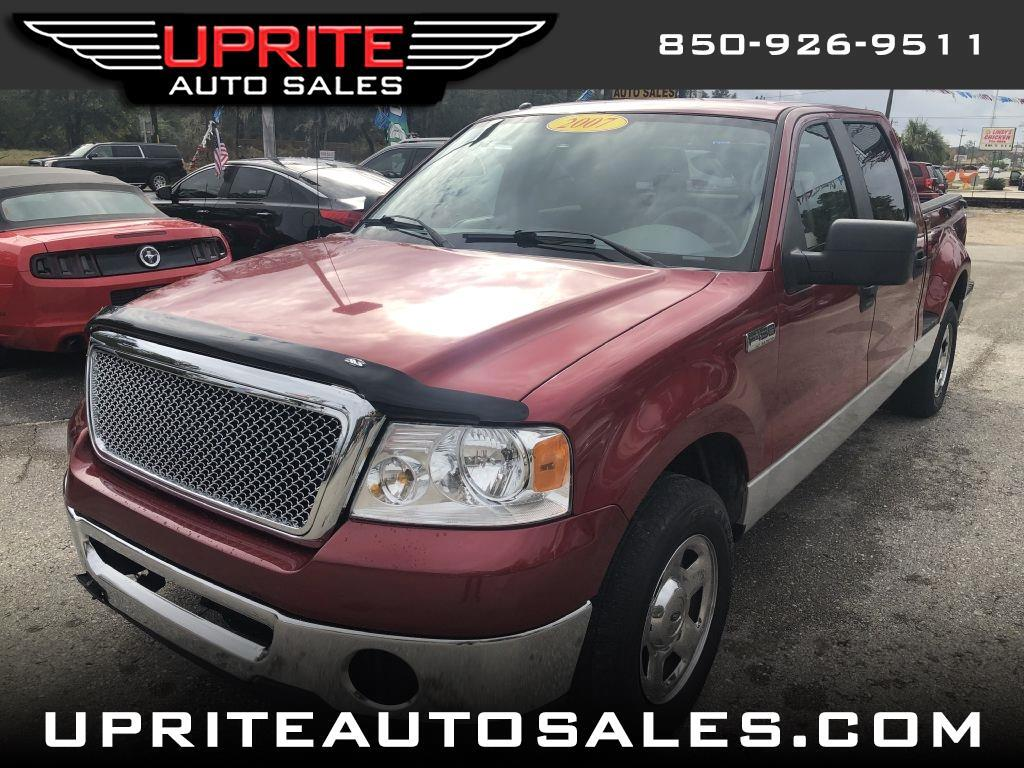 "2007 Ford F-150 2WD SuperCrew Flareside 150"" XLT"