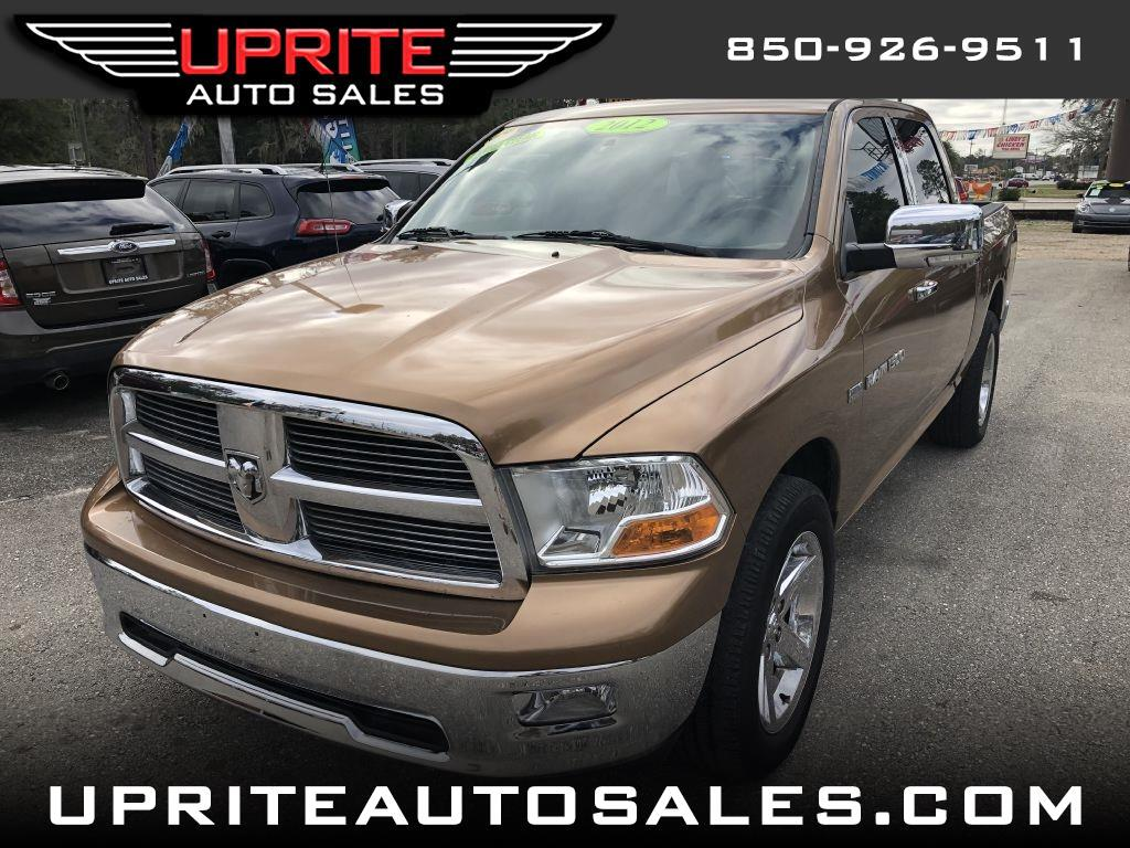 "2012 Dodge 1500 2WD Crew Cab 140.5"" Big Horn"